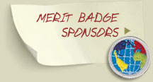 View Merit Badge sponsors